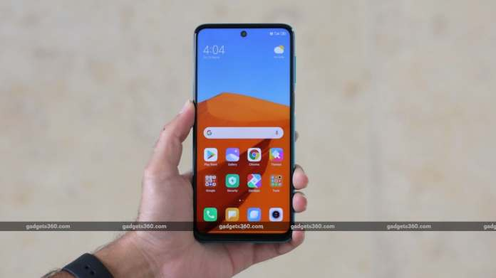 redmi note 9 pro front ndtv 1584371982857