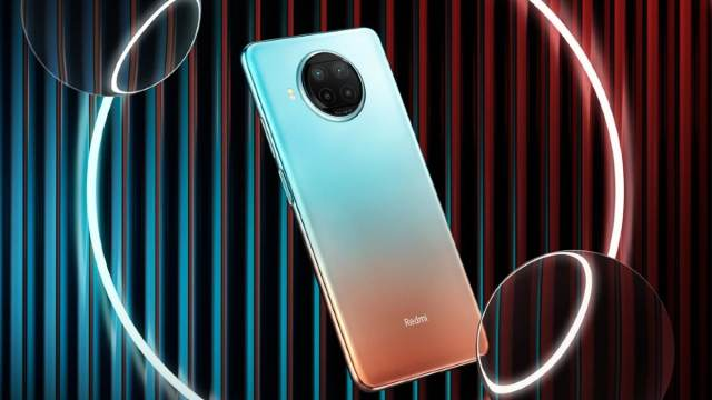 Redmi Note 9 Pro 5G Official Render Surfaces Ahead of November 26 Launch, Circular Rear Camera Module Spotted | Technology News