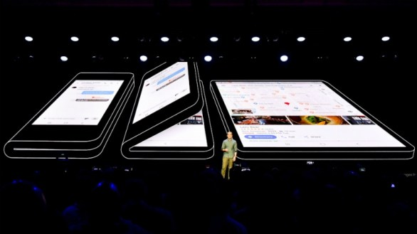 Samsung Galaxy F Foldable Phone to Be Unveiled on February 20, Company Hints