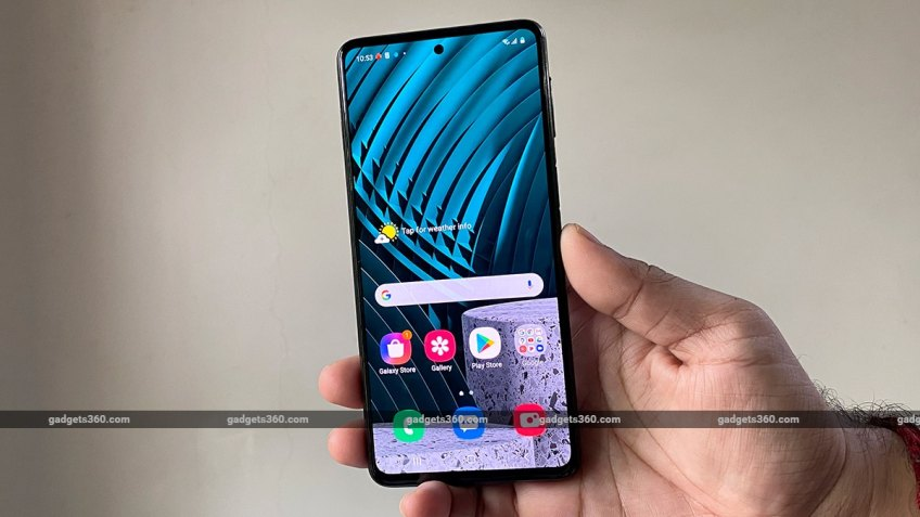 Samsung Galaxy M31s, Galaxy A71 5G Getting Android 11-Based One UI 3.0 Update: Report