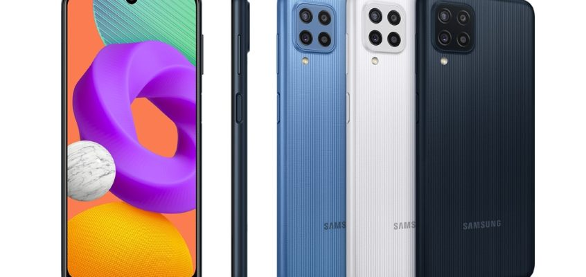 Samsung Galaxy M22 Support Page Goes Live in India