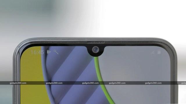 samsung galaxy m30 display notch gadgets360 Samsung Galaxy M31 Review