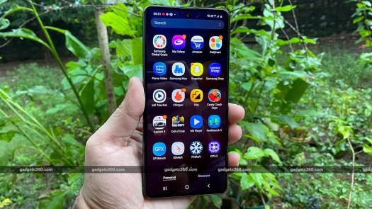 samsung galaxy m51 apps Samsung Galaxy M51 Review