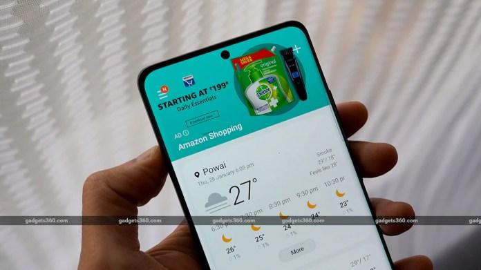 samsung galaxy s21 ultra 5g review ads e