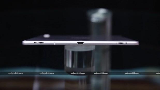 samsung galaxy tab s5e review type c Samsung