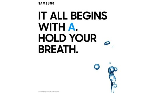 Samsung Galaxy A (2017) Smartphones to Sport Water Resistance, Company Hints