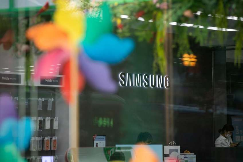 Texas City Is Offering Big Tax Breaks to Samsung to Build New Chip Plant