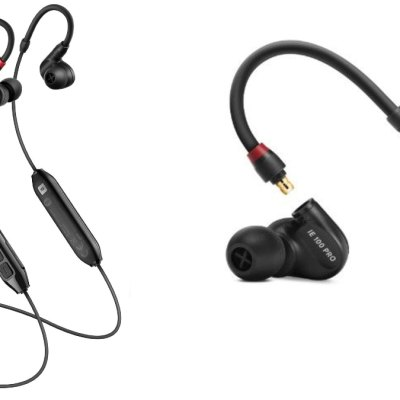 Sennheiser IE 100 Pro In-Ear Monitors With Bluetooth Connector Launched in India, Starting at Rs. 9,900
