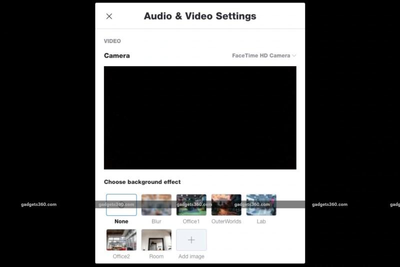 skype predefined background update gadgets 360 Skype