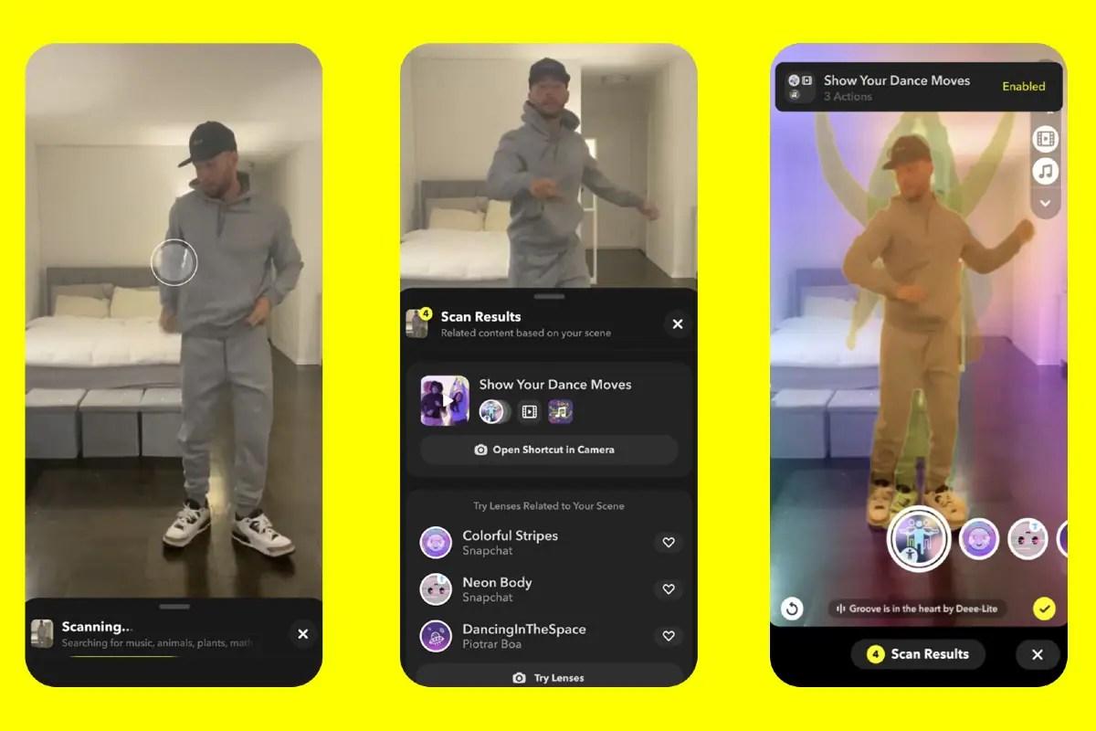 snapchat camera shortcuts image Snapchat Camera Shortcuts