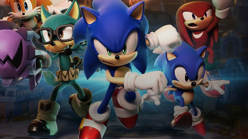 sonic forces review great
