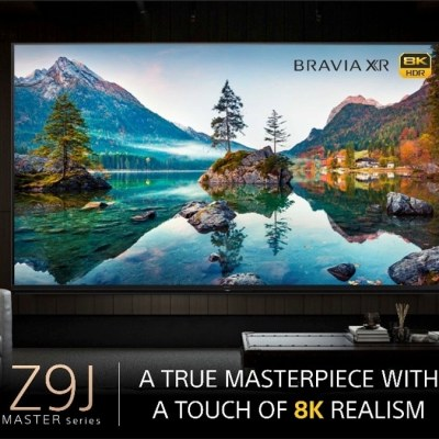 Sony Bravia XR Master Series 85Z9J 85-inch 8K LED TV Launched