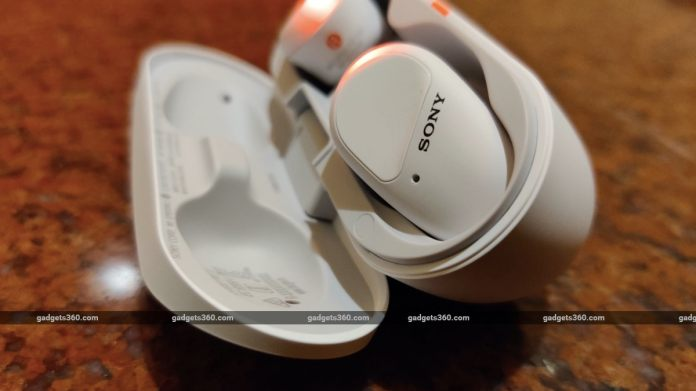 sony wf sp800n review close Sony  Sony WF-SP800N