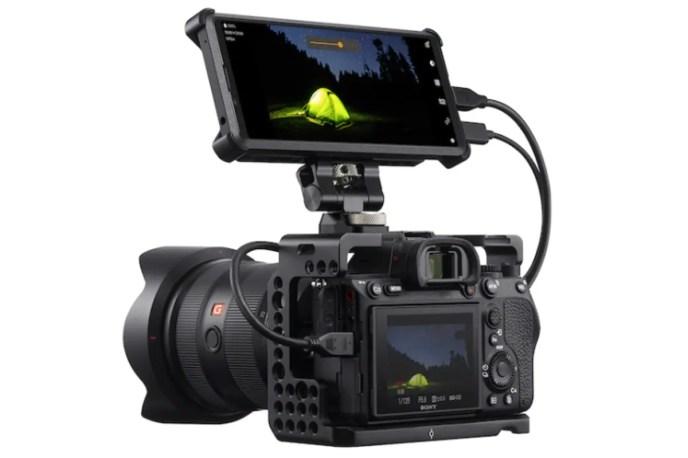 , Sony Xperia Pro med Micro-HDMI-port lanceret til professionelle fotografer: Pris, specifikationer, Zyberdata
