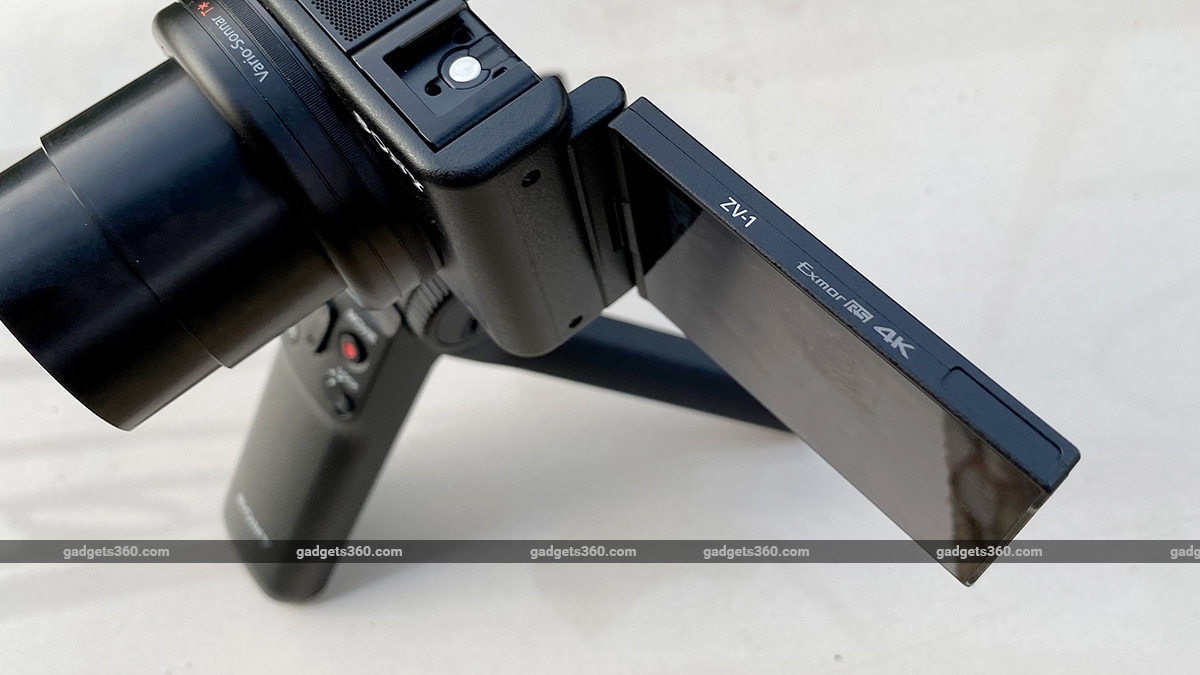 sony zv 1 review display ss