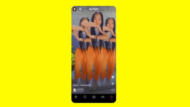Snapchat Spotlight: A TikTok Competitor