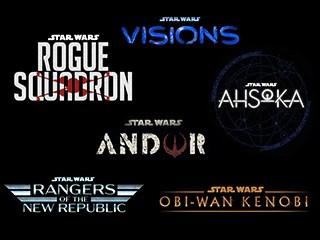 star wars rogue squadrons ahsoka andor obi wan rangers new republic small 1607670450060