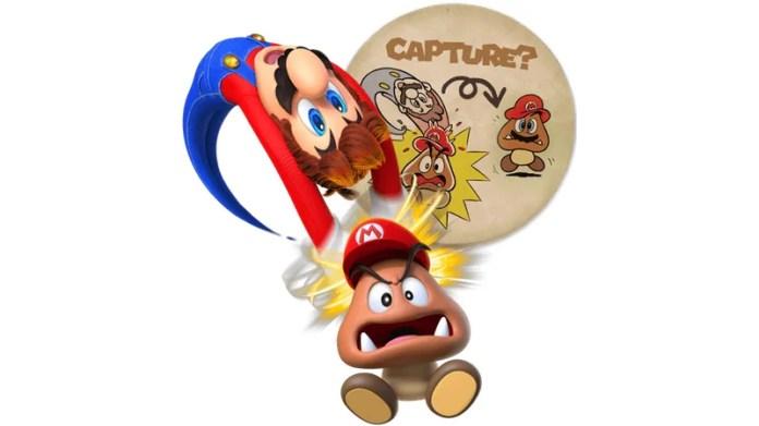 super mario odyssey badge Super Mario Odyssey