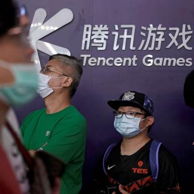 Chinese Gaming Firms Vow Self-Regulation Amid Crackdown on Teen Addiction