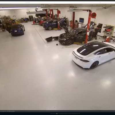Hackers Breach Cameras at Tesla, Banks, Jails, and More