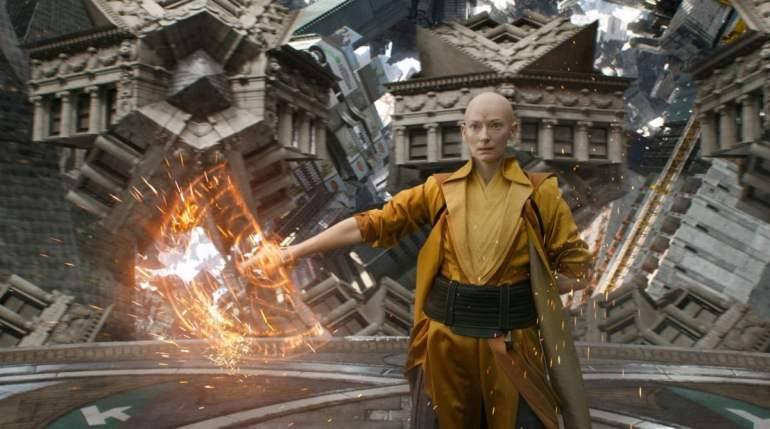 tilda swinton ancient one Tilda Swinton Doctor Strange