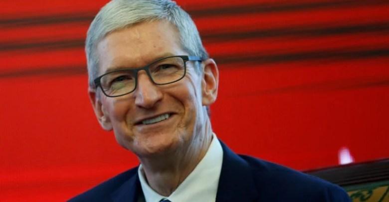 Apple Cook & # 039؛ s يطالب بمشروع قانون الخصوصية مع الحق في حذف البيانات 1