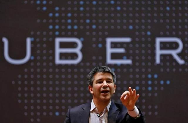 Uber CEO Travis Kalanick to Take Leave of Absence