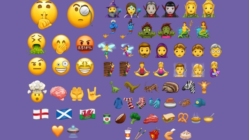 Unicode 10 Launched With 56 New Emojis, Including Bitcoin Symbol