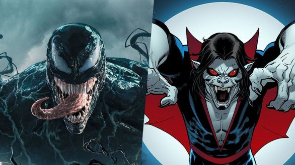 Sony Sets Two Marvel Movies for 2020, Likely Venom 2 and Morbius