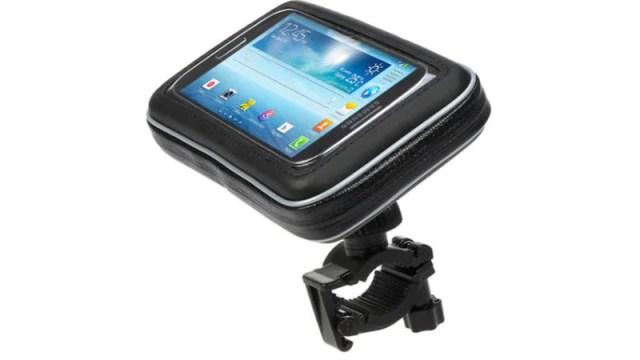 vheelocytin frame stand waterproof bag Amazon smartphone stand