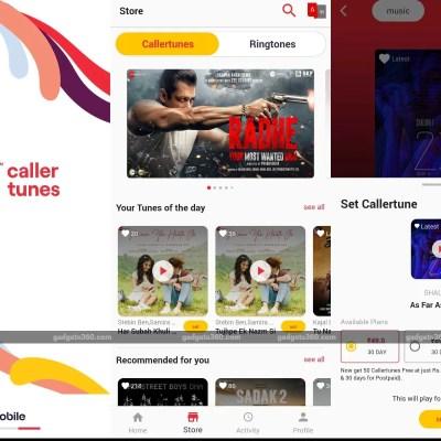 Caller Tune: How to Set Caller Tune on Vi (Vodafone Idea)