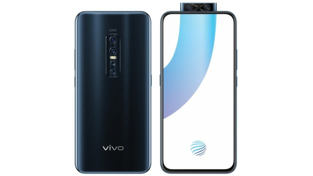 Vivo V17 Pro With Dual Pop-Up Selfie Cameras, Quad Rear Cameras ...