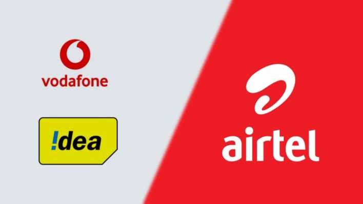 airtel, vodafone idea new plans live: how the updated prepaid recharge plans compare | technology news