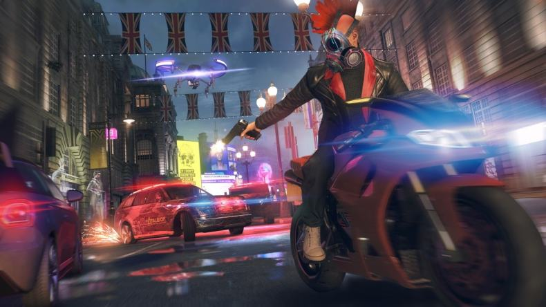 watch dogs legion review bikes watch dogs legion review