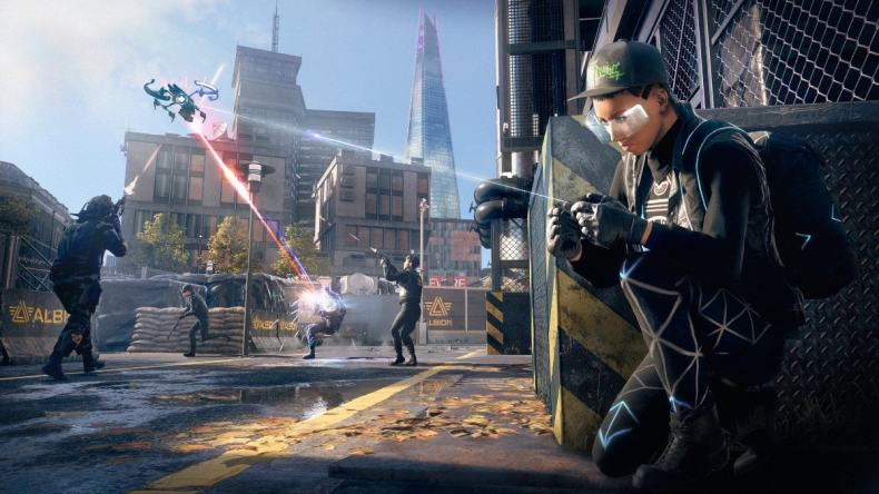 watch dogs legion review drones watch dogs legion review