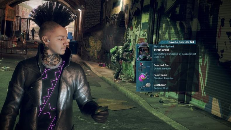 watch dogs legion review recruit watch dogs legion review