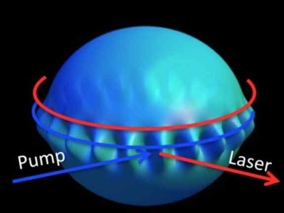 World's First Water-Wave Laser Developed by Researchers