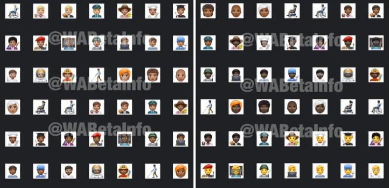 whatsapp beta android emojis wabetainfo WhatsApp