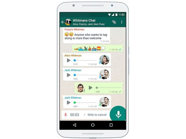 WhatsApp for Android Beta Gets Photo Bundling, Refreshed Call Screen