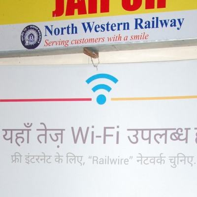 In-Train Wi-Fi Project Dropped Over Cost, Says Railways Minister