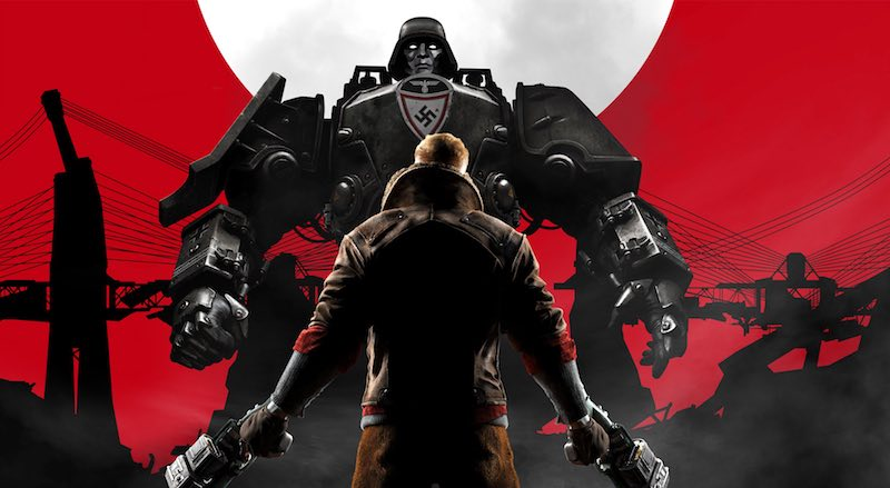 Wolfenstein 2: The New Colossus Gameplay Trailer Confirms Release Date: Bethesda at E3 2017
