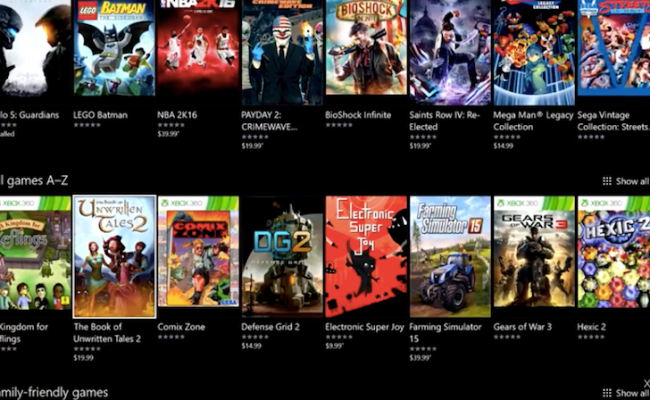 Xbox Game Pass Goes Live Lets You Play Over 100 Xbox