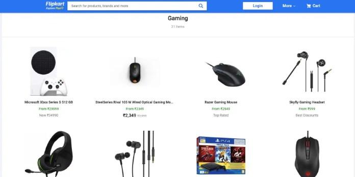 Xbox series discount flipkart xbox series s