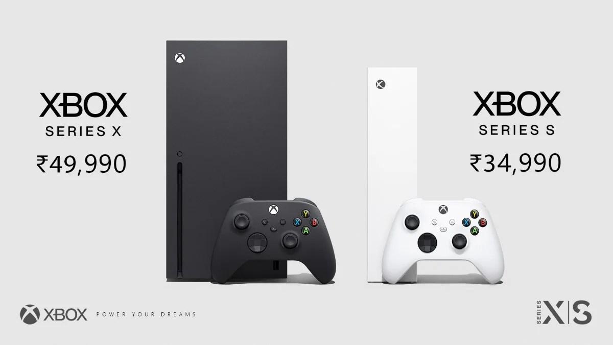xbox series x s price in india xbox series x s price in india