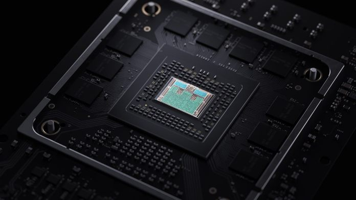 X series x tech xbox series x chip cpu 8k