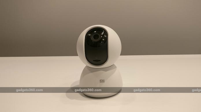 xiaomi mi home security camera 360 gadgets 360 Xiaomi Mi Home Security Camera 360