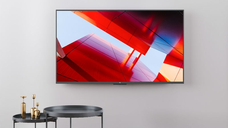 Mi TV 4S With 55-inch 4K HDR Display, AI Voice Remote Launched: Price & Specifications