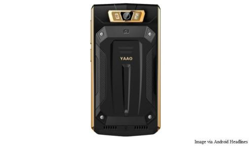 YAAO 6000 Plus Smartphone Has a Massive 10900mAh Battery