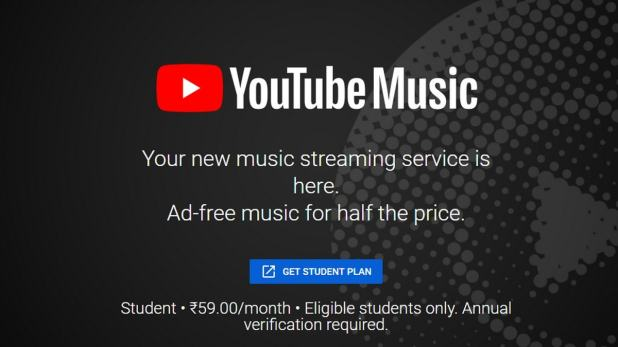 YouTube Launches Cheaper Student Plans for YouTube Music, YouTube Premium Subscription in India