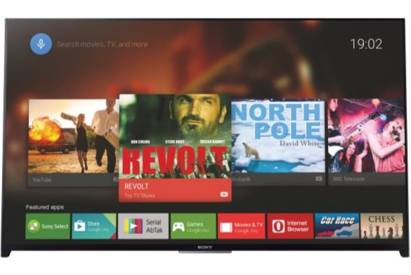 Sony 43 Inch LED Full HD TV (KDL-43W950C) Online at Lowest Price in India